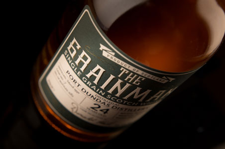 The Grainman 24yo Whisky