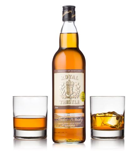 Royal Thistle Whisky