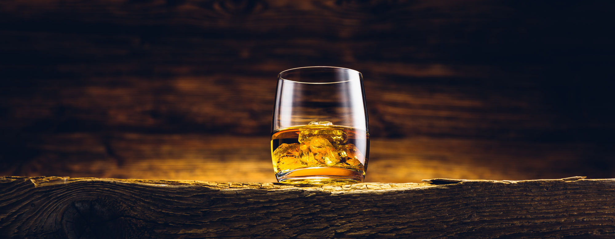 Royal Thistle Whisky in Glass