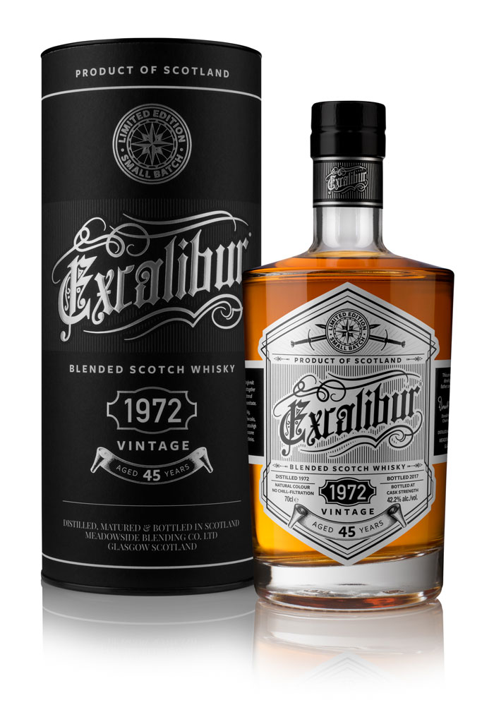 Excalibur Blended Scotch Whisky