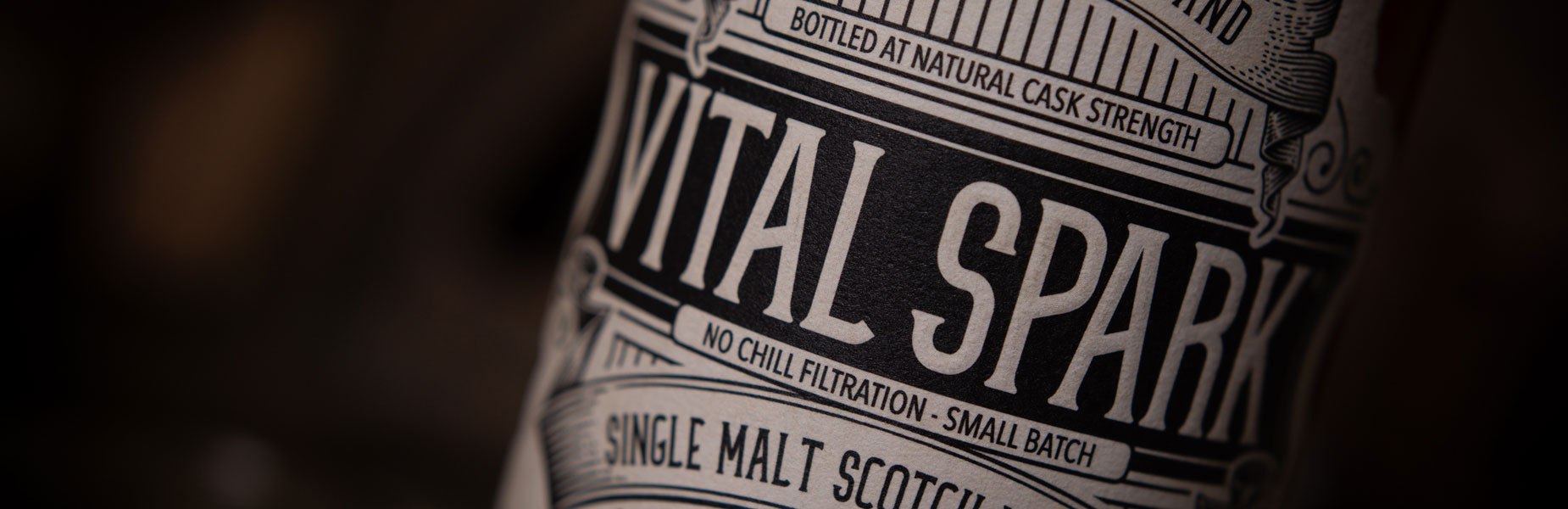 Vital Spark Single Malt Whisky