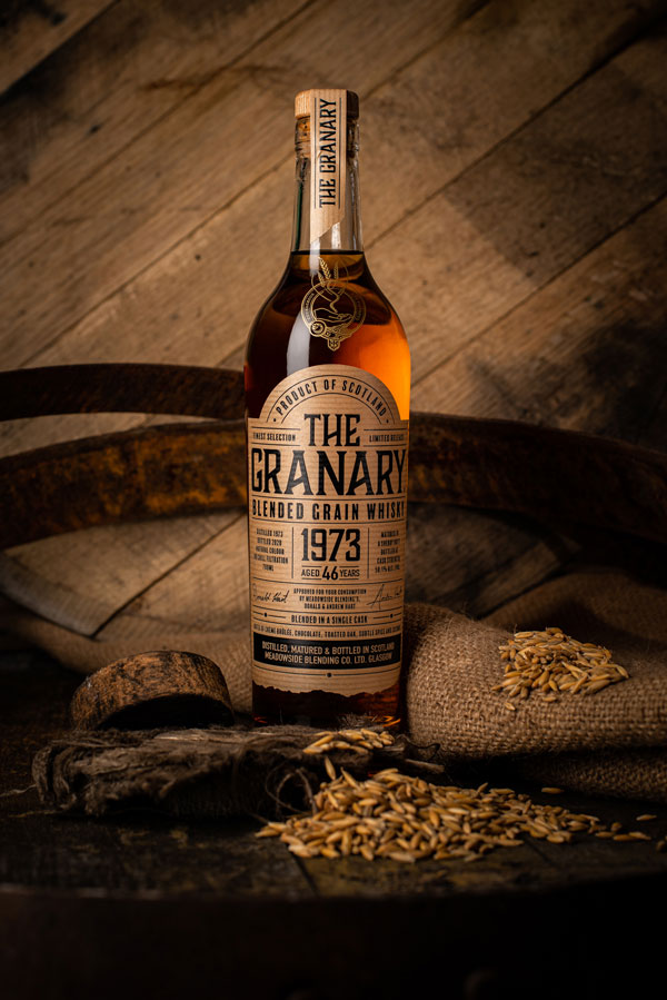 The Granary blended grain whisky