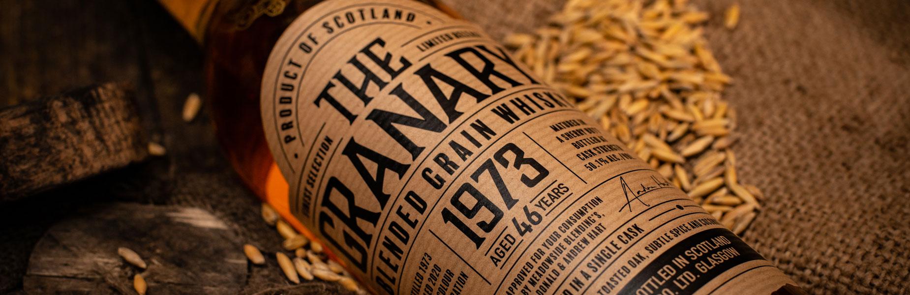 The Granary Blended Grain Whisky