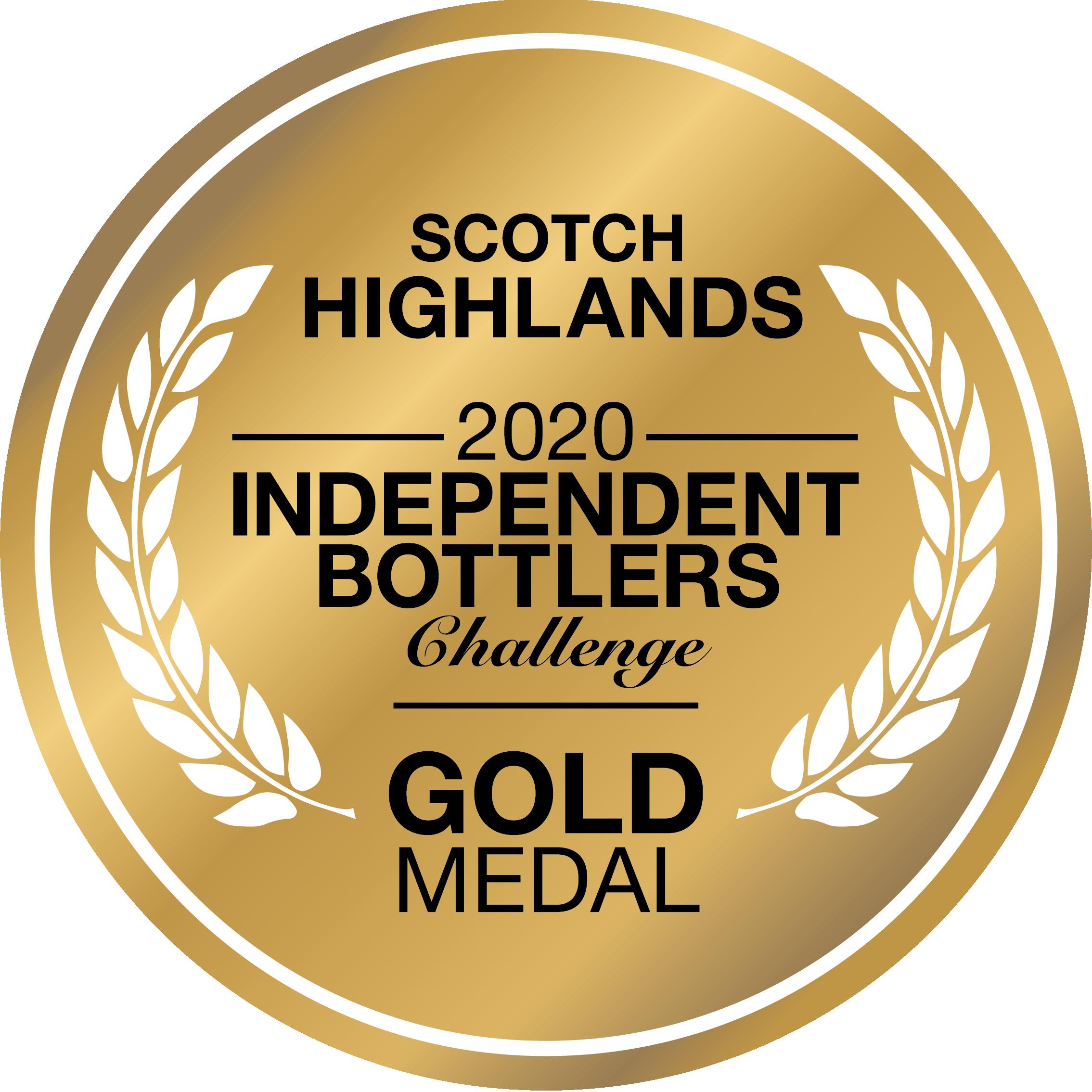 Independent Bottlers Challenge Logo 2020